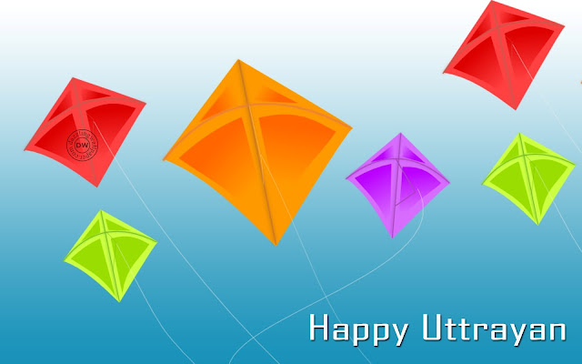 Happy Uttarayan SMS