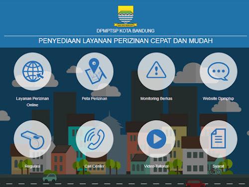 Dinas Perizinan Kota Bandung