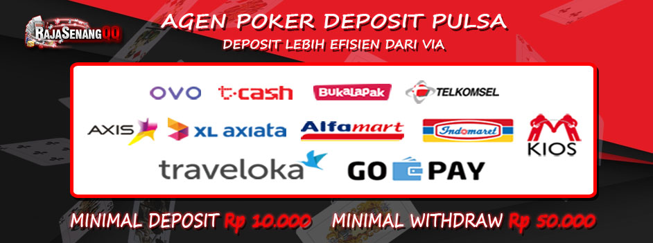 Deposit OVO Situs Judi Poker Online Terpercaya