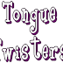Tongue Twister | Simple Tongue Twisters in English