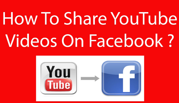 Share Youtube Videos To Facebook