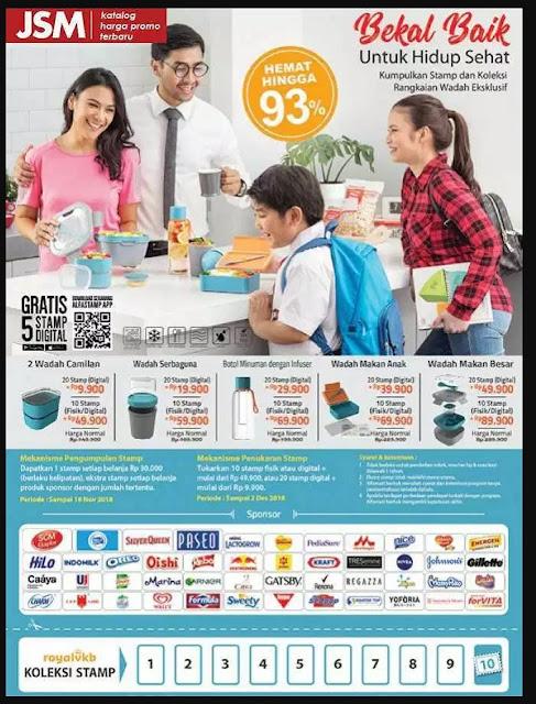 Katalog Alfamart 16-31 Oktober 2018 hal 2