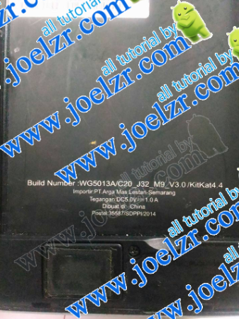 firmware advan s50 WG5013A/C20_J32_M9_V3.0/KITKAT4.4 tested