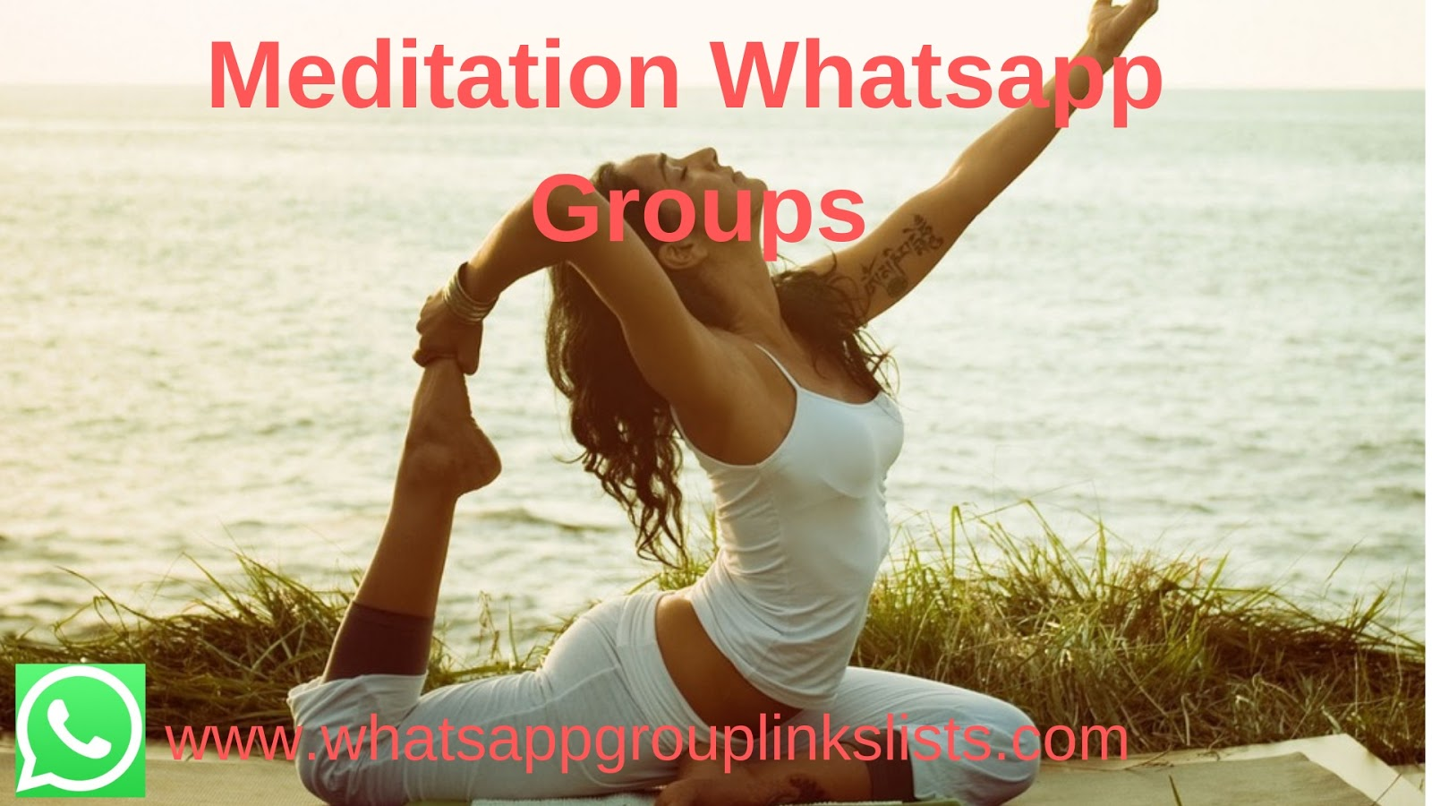 Join Meditation WhatsApp Group links list