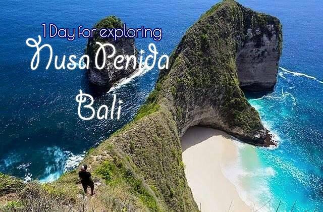 Sewa Motor di Nusa Penida Bali