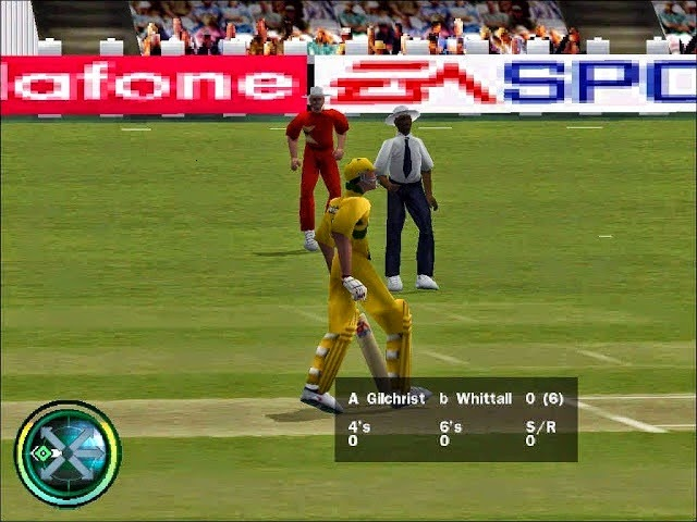Download EA Cricket 2000 Game For Pc