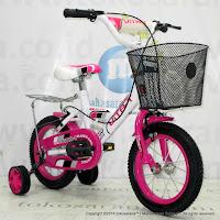 Sepeda Anak Vita-T Classic 12 Inci + Keranjang