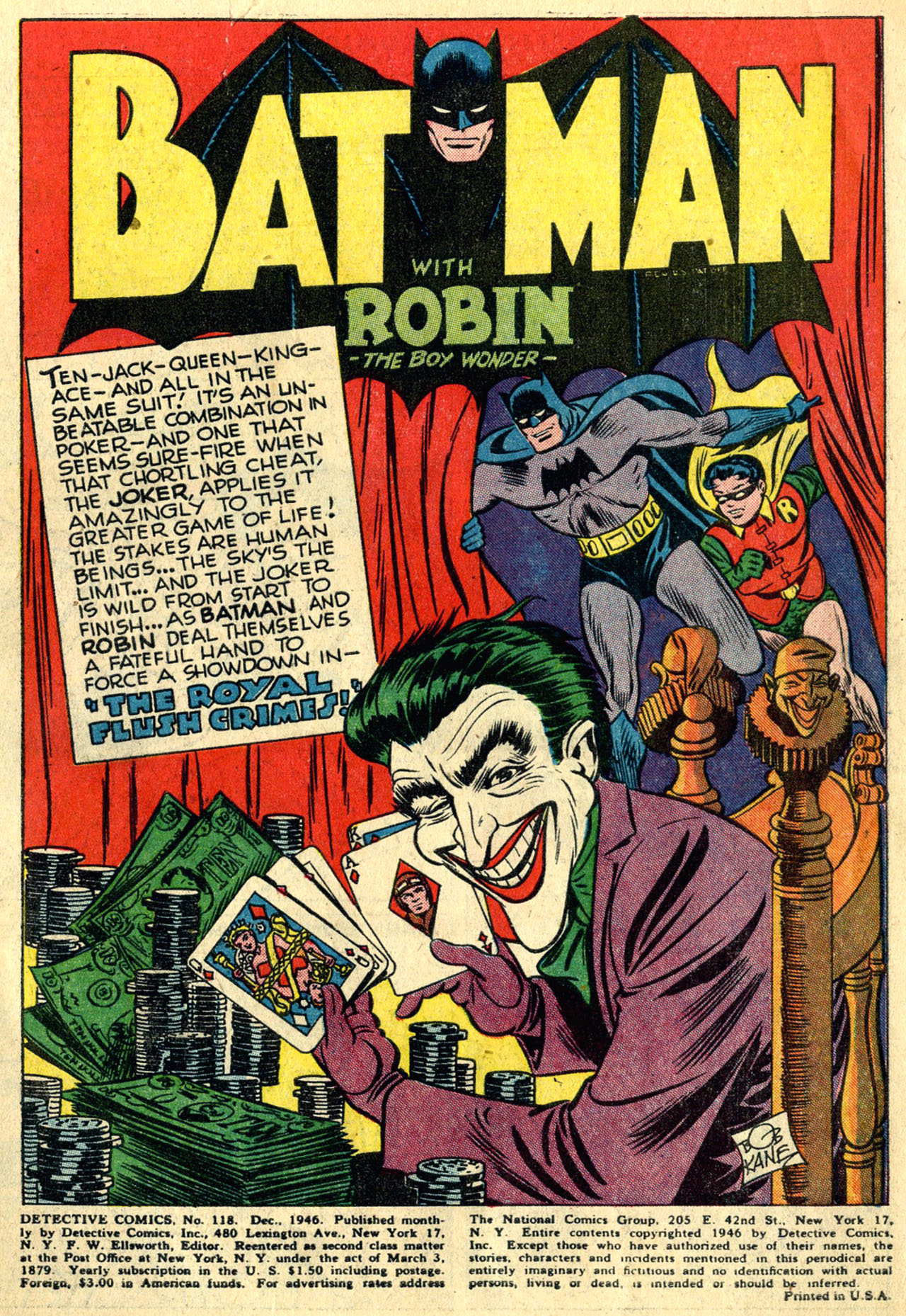 Read online Detective Comics (1937) comic -  Issue #118 - 3