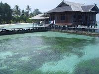 Poto Poto di Pulau Tengah Karimunjawa