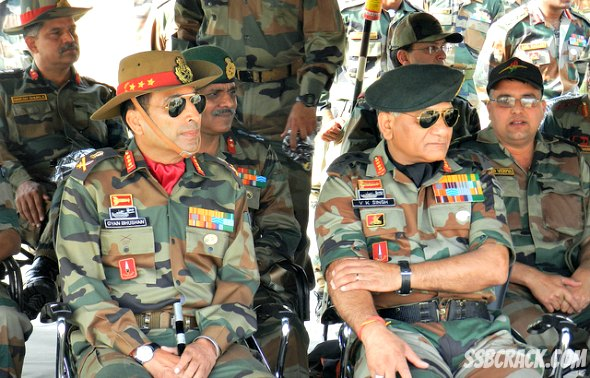 Terms Of Engagement And Age Of Retirement Of Indian Army