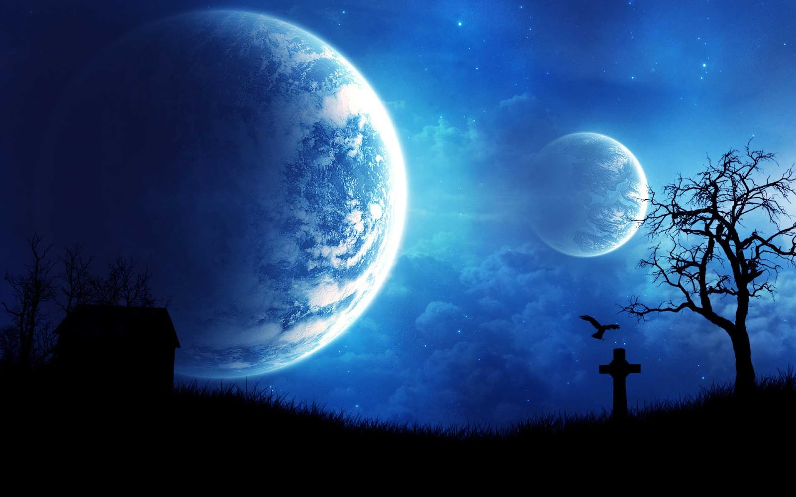 HQ Wallpapers: Earth Fantasy HD Wallpapers