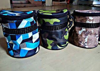Travel pouch sugar glider