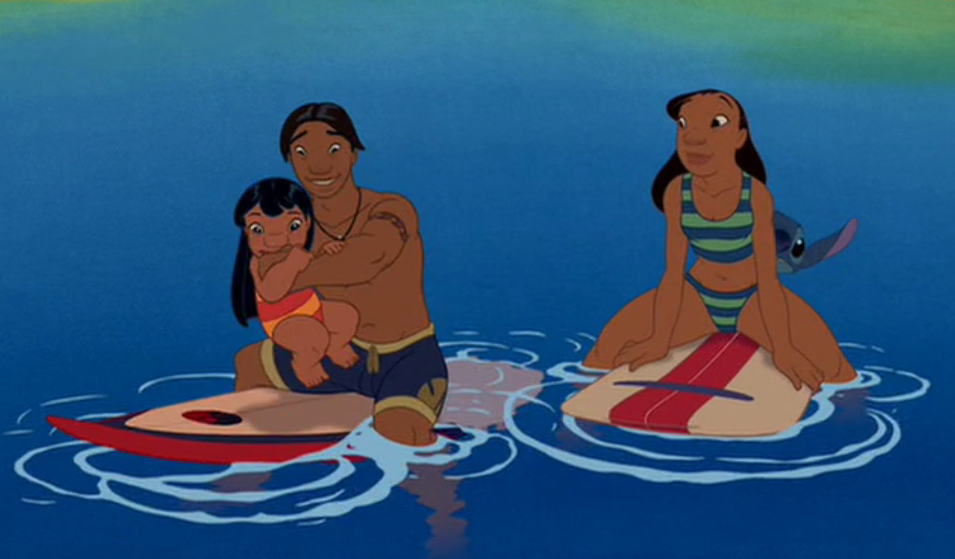 lilo and stitch sister naked