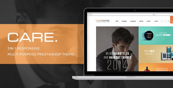 Best Multipurpose Premium Prestashop Theme