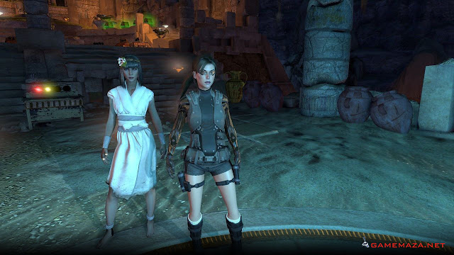 Lara Croft and the Temple of Osiris Gameplay Screenshot 2