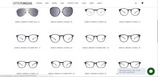 Pilihan Kacamata untuk Wanita tebaru dan kekinian