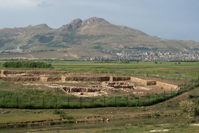 Кайону Cayonu альтернативное название Çayönü Tepesi, город в Центральной Турции