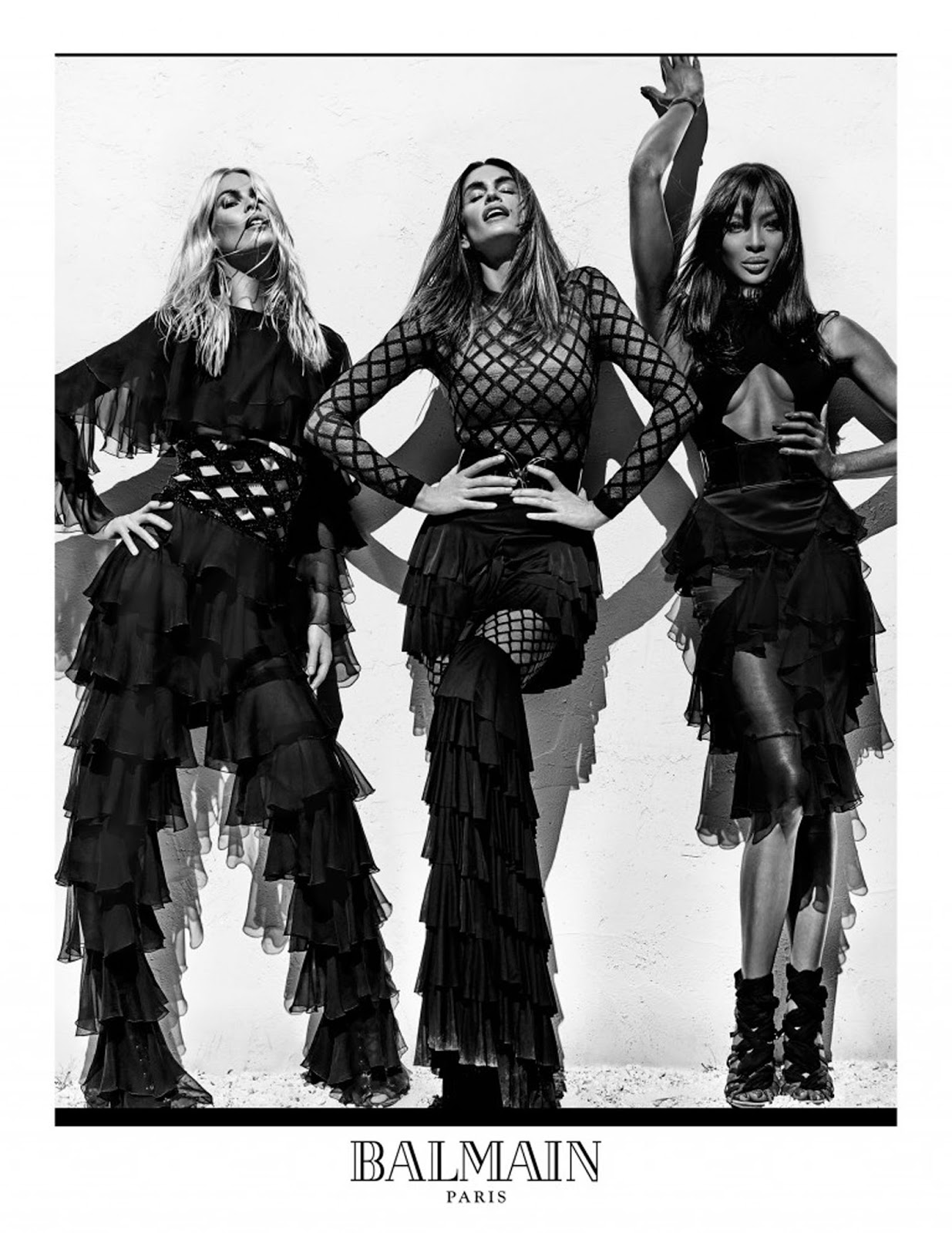 News on Fashion - January 2016 - Balmain