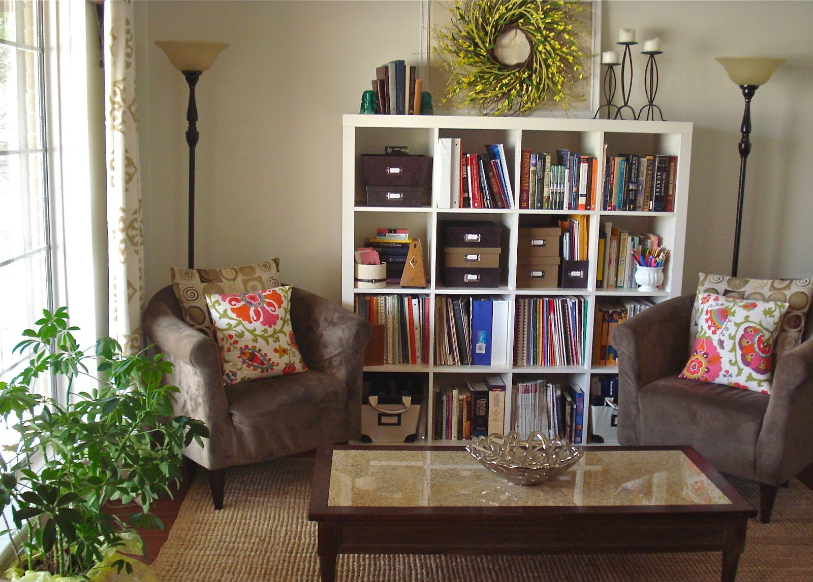 Living Room And Kitchen Tour Emma Marie Designs