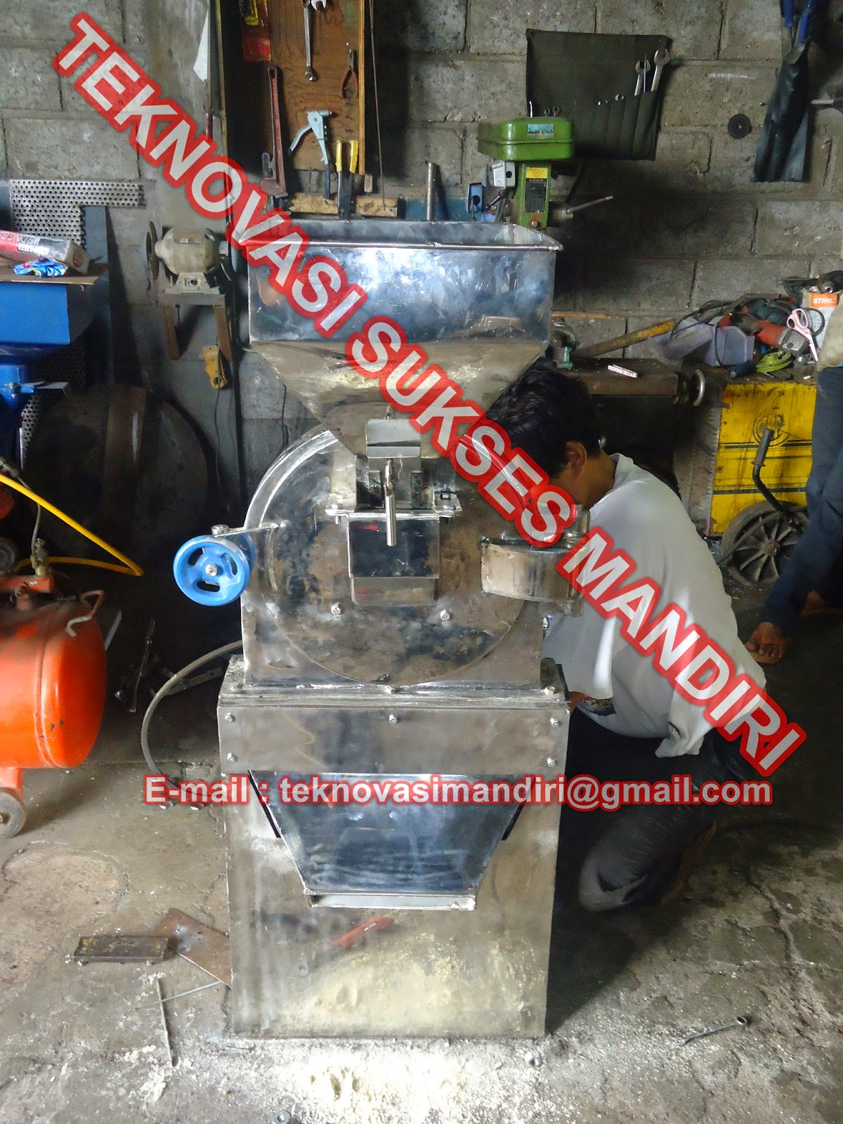 Diskmill Stainless Steel FFC-45