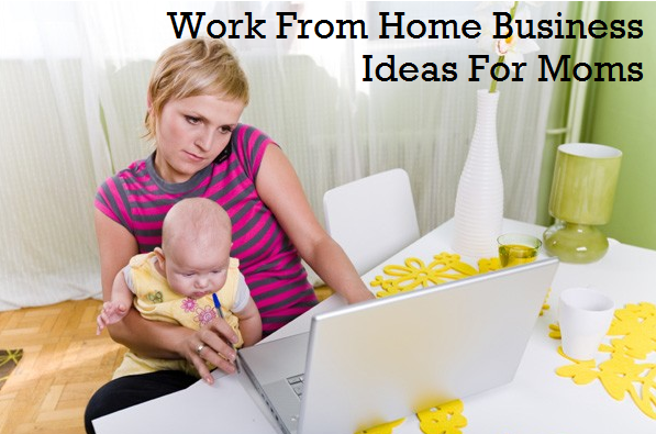 Business Ideas For Working From Home