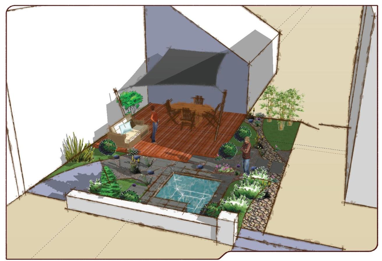 paysagiste val d 39 oise cr ation jardin 95 2014 10 19. Black Bedroom Furniture Sets. Home Design Ideas