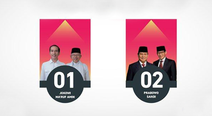 Live Streaming | Real Count KPU Pilpres 2019