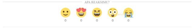 Tutorial Sharethis Cara pasang widget reaksi pengunjung pada postingan Blog