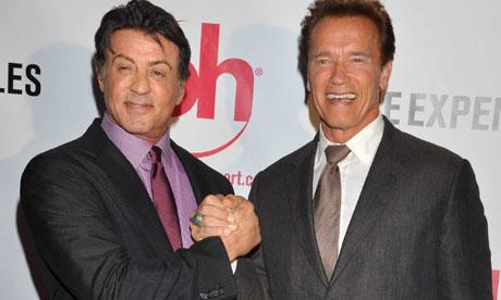 Sylvester Stallone Schwarzenegger