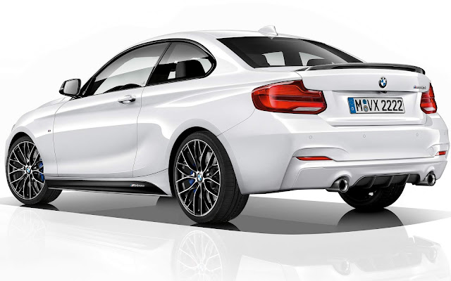 2018 BMW M240i M Performance Edtion