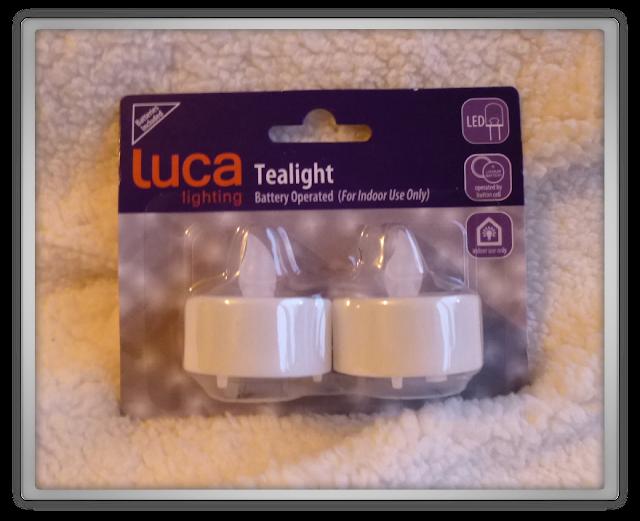 Avri haul shoplog review kerst led kaarsjes lampjes tealight theelichtje luca