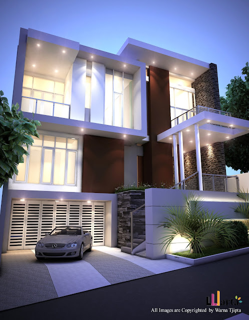 jasa desain rumah tinggal jakarta