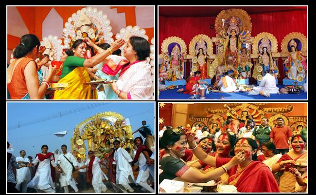Durga Puja Festivals