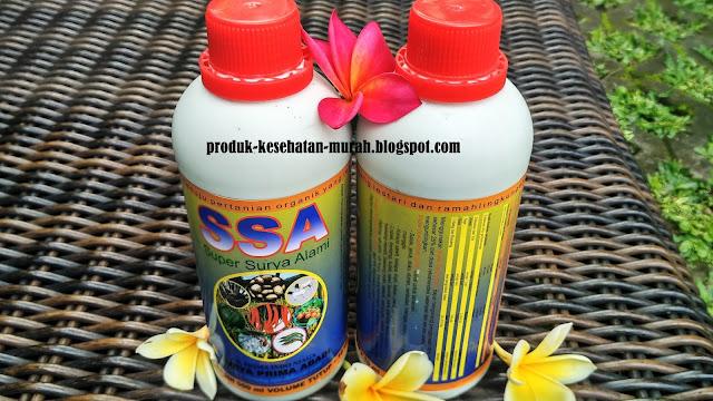 POC-SSA pupuk organik untuk pertanian / perikanan / perkebunan / peternakan / perkebunan