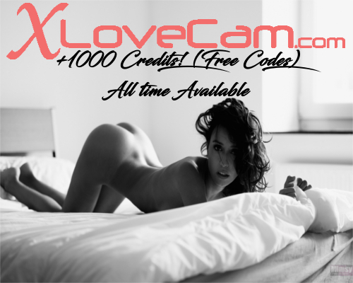 XloveCam.com +1000 Credits ! [Free Codes] All Time Available !