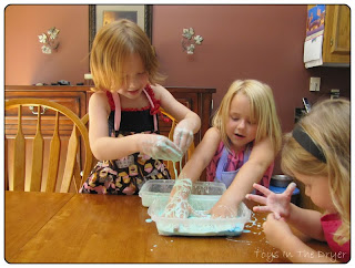cornstarch and water 1