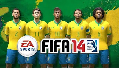 FIFA 14 Mod Full Apk+OBB Data For Android