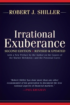 Stock investment good book to read: Irrational Exuberance