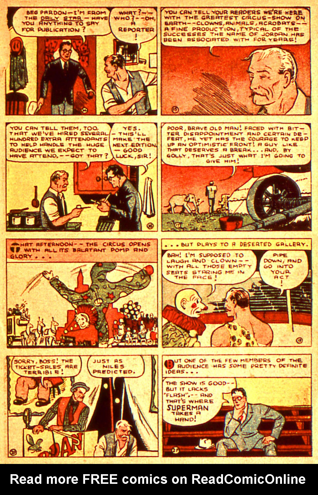 Read online Action Comics (1938) comic -  Issue #7 - 6