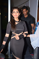 Pranitha Subhash in a skin tight backless brown gown at 64th Jio Filmfare Awards South ~  Exclusive 037.JPG