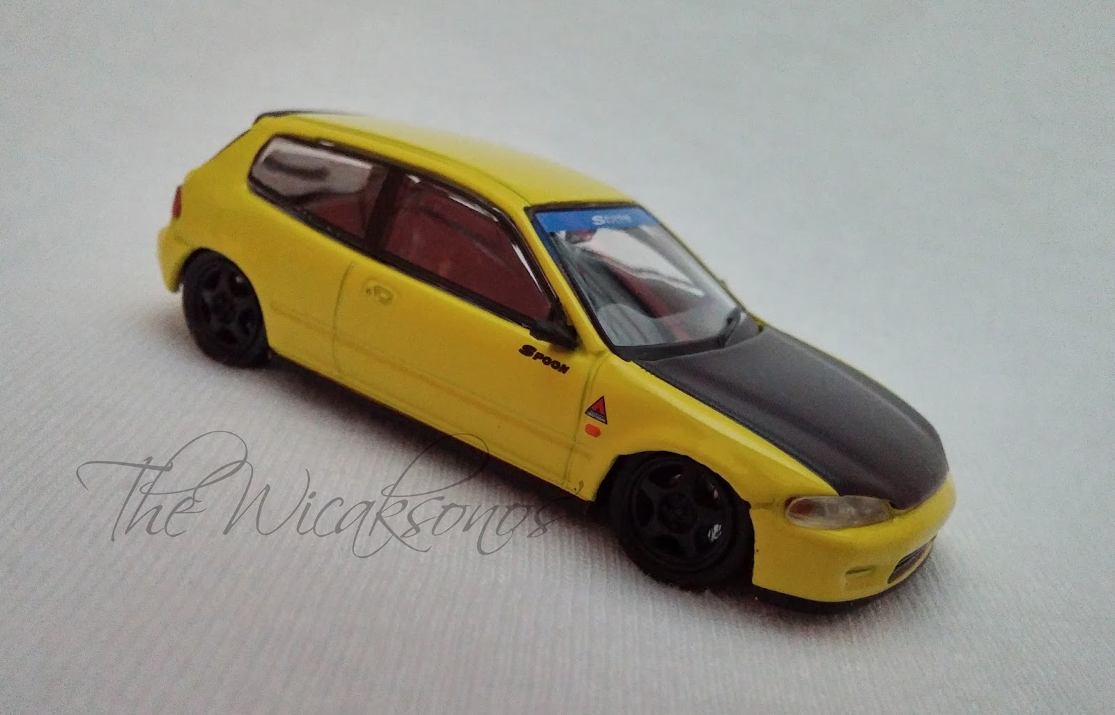 Honda Civic EG6 Gr.A Racing Spoon