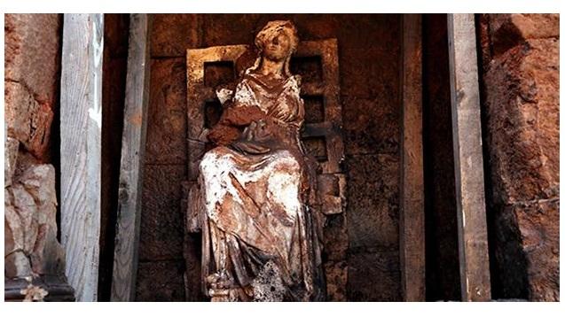 Η θεά Κυβέλη ανακαλύφθηκε στη γη του Πόντου