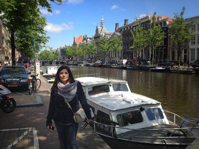 Un blog de Palo en Amsterdam