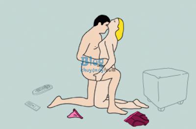 tư thế quan tình dục giúp giảm cân nhanh