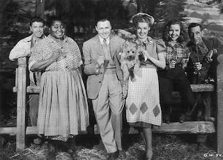 George Washington Slept Here 1942 comedy Jack Benny cast