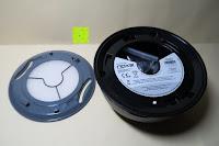 Daten im Rauchmelder: Lumen Basic schwarz ? Rauchmelder, ersetzt Ihr Sockel/Pavillon Luminaire (Noxe)
