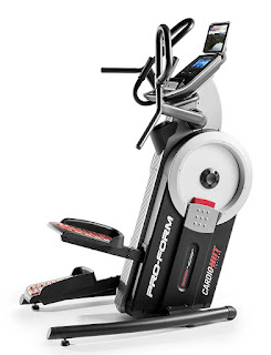 ProForm CardioHiit Elliptical Stepper Trainer, image, review features & specifications