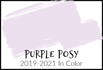 Stampin' Up! Purple Posy 2019-2021 In Color color swatch