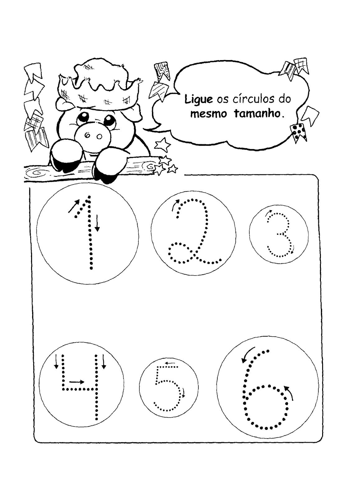 Atividade de ligar tamanhos iguais sobre Festa Junina para Imprimir