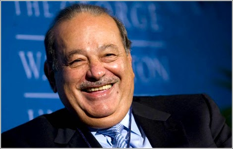 Rich People Carlos Slim Helu